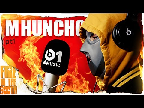 M Huncho – Fire In The Booth