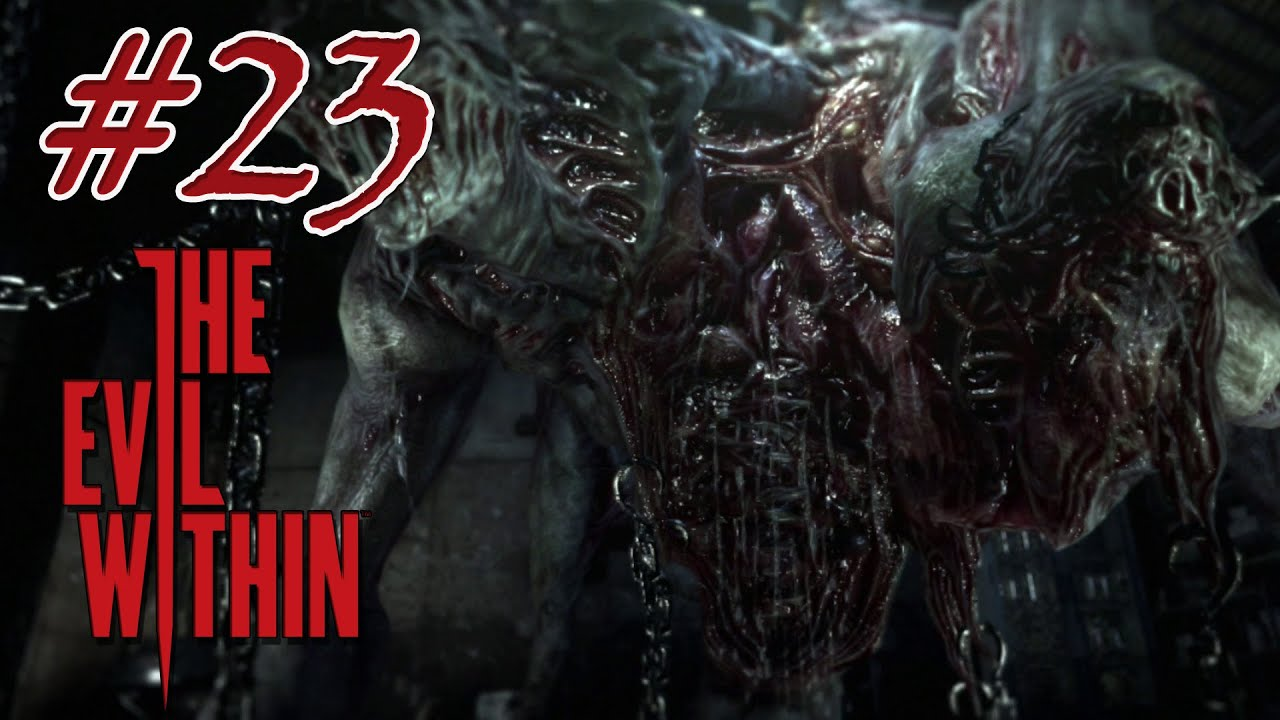 [Let's Play] The Evil Within – 23 – Bossfight im Parkhaus