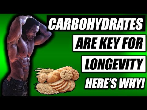 Carbohydrates Are key For Longevity   Here's Why