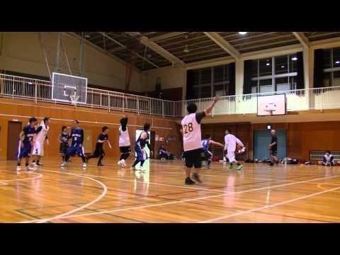 合同練習試合_at_笹目中_その1(14.04.05)。