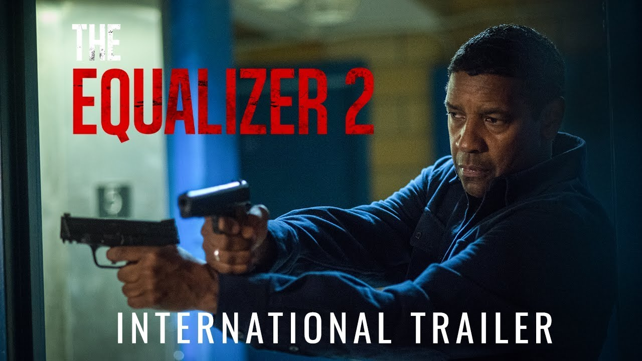There is no Equal. Denzel is Back in 'The Equalizer 2' (Trailer) with Bill Pullman & Melissa Leo