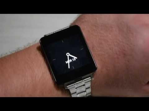 LG G Watch ed Android Wear, recensione dopo un mese di utilizzo