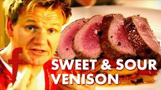 Gordon Ramsay's Loin of Venison Recipe