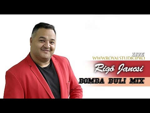 RIGÓ JANCSI - BOMBA BULI MIX l OFFICIAL LIVE MUSIC VIDEO