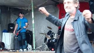 Video Poslední tažení - Punkáč  (illegal fest 19.9.2015) + fanoušek