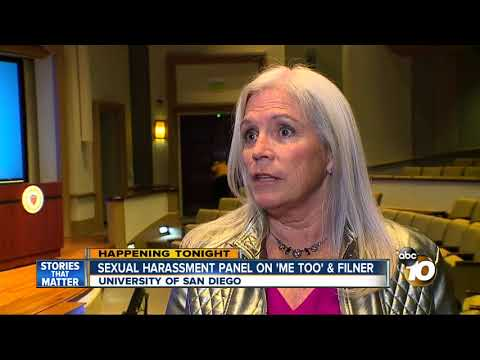 Sexual harassment panel on
