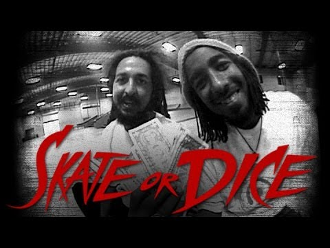 or - Karl Watson brings out the Berrics bank for a game of Skate or Dice with the Organika team, the rules are out the window on this one. Subscribe to The Berrics - http://bit.ly/TheBerricsYoutube...