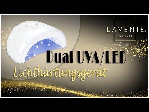 LAVENIÉ Dual UVA/LED Lichthärtungsgerät