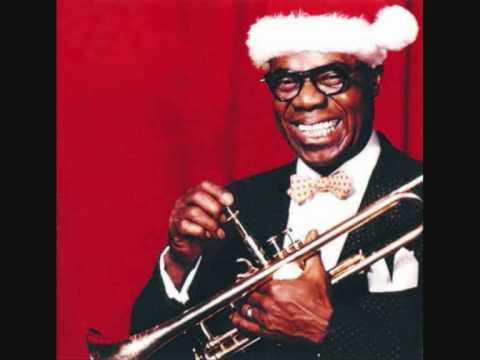 Louis Armstrong - 'Zat You, Santa Claus? lyrics