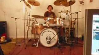 Video 01 Nahrávání EP 2009 - Matěj, Miki