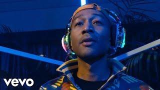 Video John Legend, BloodPop® - A Good Night ft. BloodPop® MP3, 3GP, MP4, WEBM, AVI, FLV Desember 2018