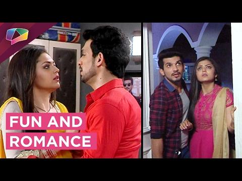 Raghav-Naina share a romantic and fun moment | Par