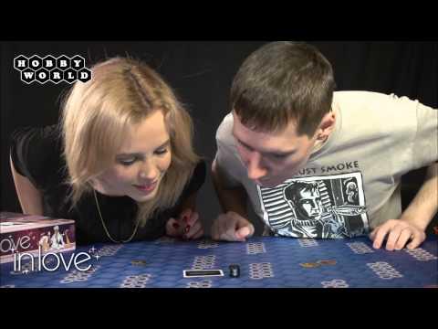 Видео - IN LOVE игра для влюблённых (инлав)