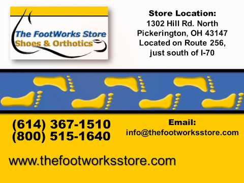 The FootWorks Store Shoes and Orthotics