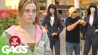 Live Dummy Prank - Just For Laughs Gags