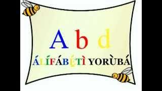 ABD - Yoruba Alphabet Part 1