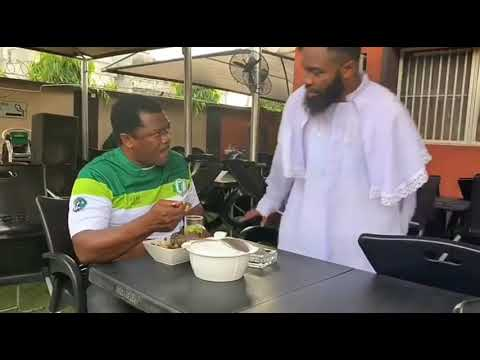 Kevinikeduba and woli arole  comedy skit (Na by force to listen) laughs, laughs