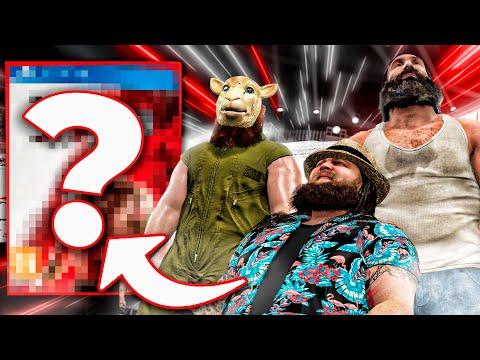 REGRESO A ESTE INCREÍBLE VIDEOJUEGO DE WWE *no creerás lo que ocurre* 😂