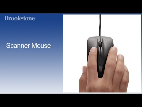 Scanner Mouse