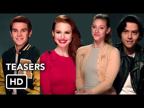 """Riverdale Season 2 """"Yearbook Photo"""" Teasers Compilation (HD)"""