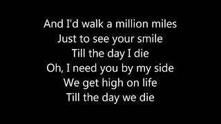Martin Garrix feat. Bonn - High on Life LYRICS