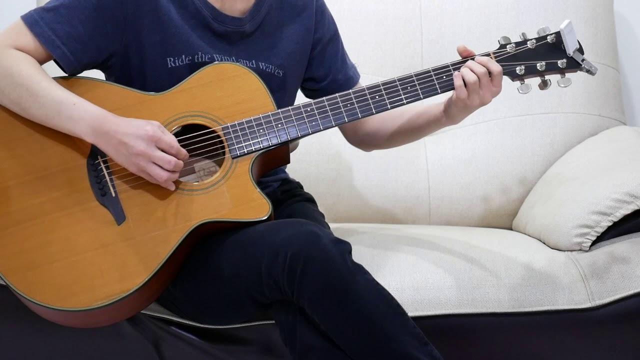 郁可唯 – 路過人間 (acoustic guitar solo)