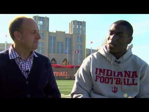 Tevin Coleman Interview 10/24/2014 video.