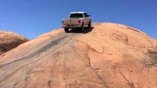 4. Ram Power Wagon drives Baby Lions Back - Moab, UT