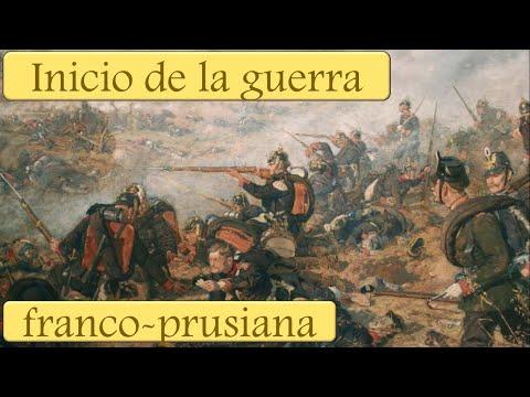 """Mis videos: """"Batalla: Sedán (1870): el inicio de la guerra"""""""