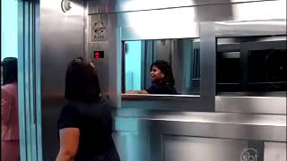 Extremely Scary Ghost Elevator Prank In Brazil 5 668750 YouTubeMix