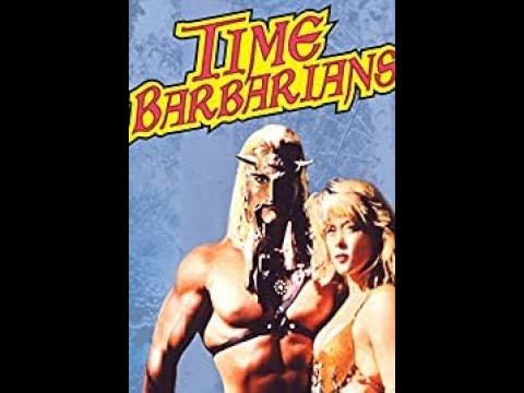 Up All Night 1994 #42 Time Barbarians Troma