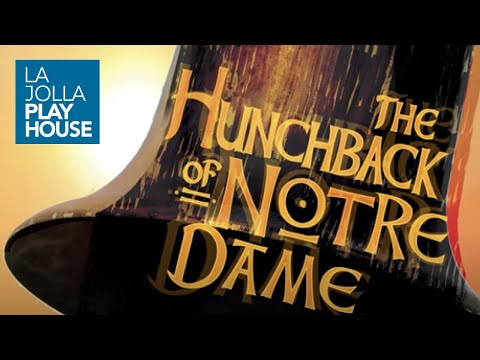 hunchback - The U.S. premiere of THE HUNCHBACK OF NOTRE DAME, book by Peter Parnell, music by Alan Menken, lyrics by Stephen Schwartz, directed by Scott Schwartz, runnin...