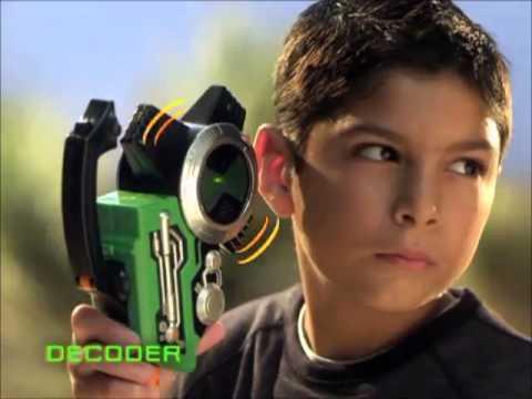 Ben 10 Tech Blaster - TV Commercial