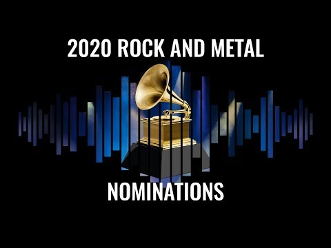 Lets Talk About The 2020 Hard Rock And Heavy Metal Grammy Nominations