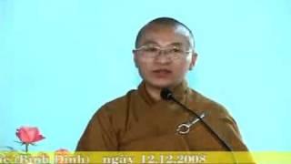 Giá Trị Quán Tưởng Trong Niệm Phật - Phần 1/2 - Thích Nhật Từ - TuSachPhatHoc.com