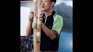 邵族獵人 之《傳統文化》之製弓