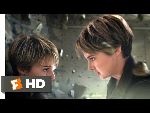 Insurgent (9/10) Movie CLIP - The Amity Simulation (2015) HD