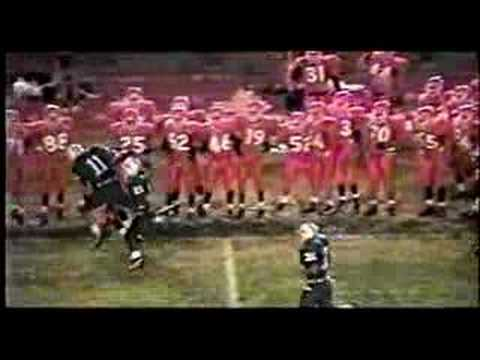 Brian Urlacher Nike highschool football commercial
