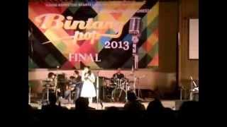 Rachmania Puspa Wardhani - Benci Tapi Rindu & Karna Ku Sanggup Agnes Monica @ Bintang Pop UI 2013