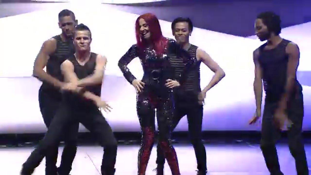 Unleash the power of your inner drag queen