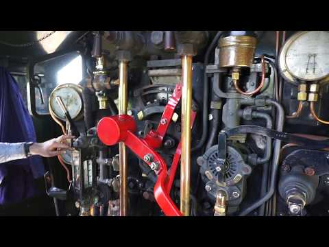GWR 9466 - A Look At The Footplate - GWR 9400 Class Pannier