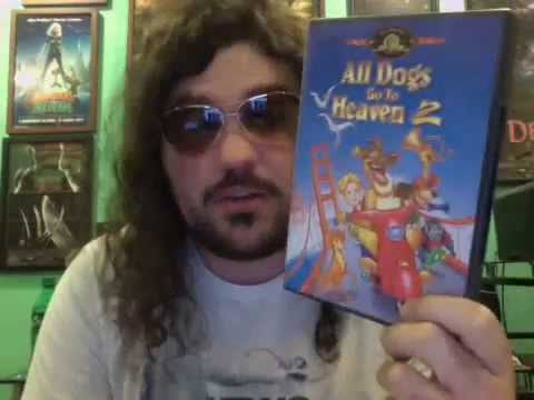 All Dogs Go To Heaven 2 (1996) Movie Review