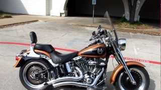 9. 2008 Harley-Davidson 105th Anniversary Fatboy FLSTF For Sale