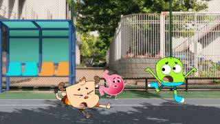 ENGLISH SUBS Miracle Star Chinese Gumball  Big Eater