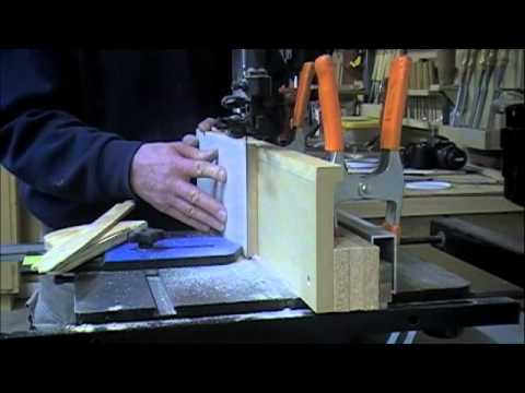 Woodworking - How to Make Custom Designs in Wood Inlay Banding - Woodworker Tutorial