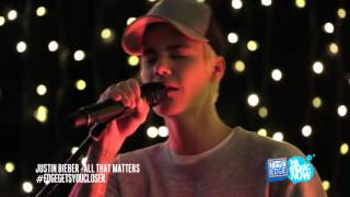 Video Justin Bieber - FULL The Edge Intimate & Acoustic performance (New Zealand 1th October 2015) MP3, 3GP, MP4, WEBM, AVI, FLV April 2019