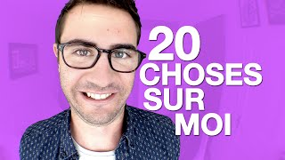 CYPRIEN - 20 CHOSES SUR MOI ! - YouTube