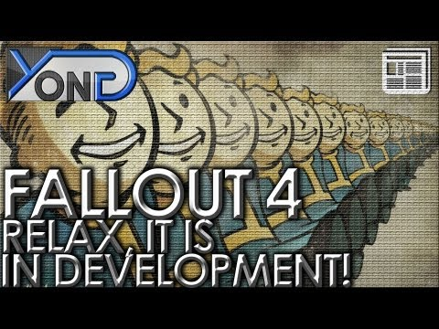 Bethesda - Fallout 4 - RELAX, IT IS IN DEVELOPMENT! + Bethesda Softwork's Cryptic Teasers! JOIN THE NASIAN - http://www.youtube.com/yongyea - http://www.youtube.com/yon...