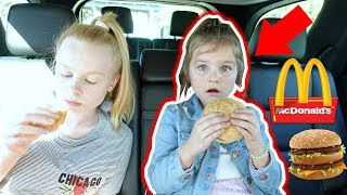 Video VEGAN KiD'S FiRST MCDONALDS **FAiL**!! 🍔 MP3, 3GP, MP4, WEBM, AVI, FLV Maret 2018
