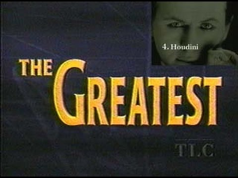 The Greatest: Houdini (1999)